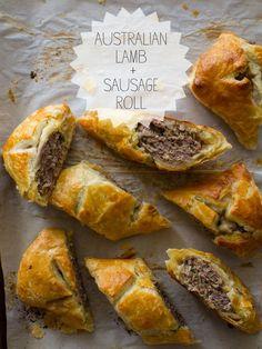 Australian Lamb & Sausage Roll   Spoon Fork Bacon