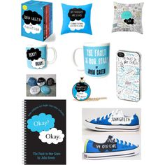 Harry buys you The Fault In Our Stars stuff for Christmas.