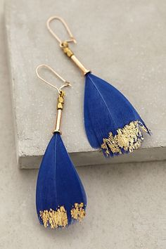 Pardalote Drops - anthropologie.com