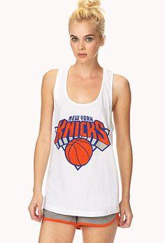 New York Knicks Tank | FOREVER21 - 2000073091
