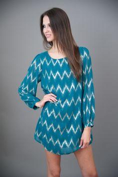 Sea Island Shimmer Dress