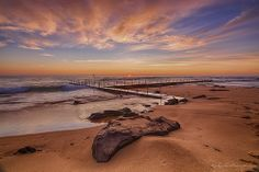 A beautiful sunrise taken last Saturday with my mates from the Focus Group Beautiful Sunrise, Beach Walk, Newport Beach, Sydney, Travel Tips, Sunset, Water, Beaches, Photography