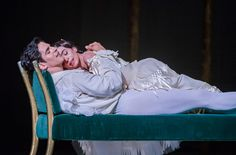 Alessandra Ferri and Federico Bonelli in Marguerite and Armand. © Tristram Kenton, courtesy the Royal Opera House