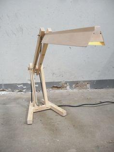 bureau lamp van Jeroen Wand
