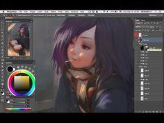 Lollipops [Digital Painting] - YouTube
