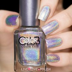 Color Club Harp On It Nail Polish (Halo Hues Collection) - PRE-ORDER     Live Love Polish