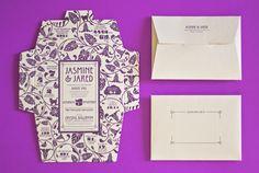 Purple Wedding Inspiration