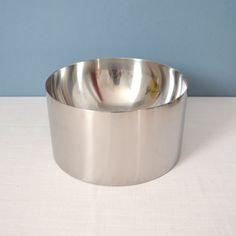 Vintage Arne Jacobsen Stelton Cylinda Line Salad Bowl
