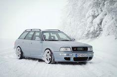 Audi RS2 Avant   Flickr - Photo Sharing!