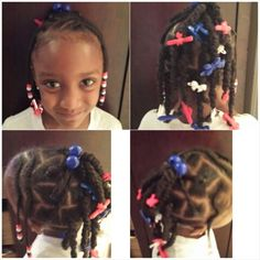 Hairstyles For African American S Little Intended The Most Beautiful