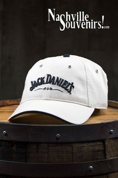 3e1751e7849cd Show you know Jack in the Jack Daniels Signature Hat. This hat features a  Jack