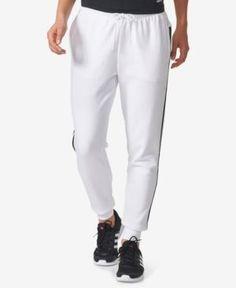 adidas Tiro Fleece Joggers - White XL