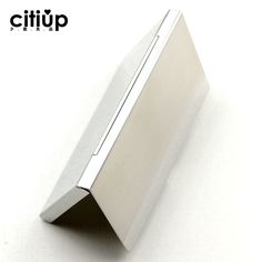 Fashion Business Cards, Steel Gifts, Business Card Case, Card Stock, Stainless Steel, Metal, Paper Board, Metals