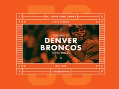 Excited for the Super Bowl 50 on Sunday!  View my 2016 Dribbble collection here  ||||||||||||||||||||||||||||||||||||||||||||||||||||| vvvvv |||||||||||||||||||||||||||||||||||||||||||||||||||||  I...