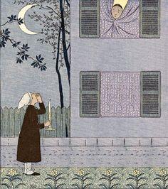 Au claire de la lune - Louis-Maurice Boutet de Monvel — Wikipédia