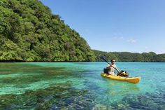 Palau is famous for its underwater wonders, but there's more to Palau than just diving. This tiny country has lots of activities and attractions to keep travellers happy when they're not fully submerged. Kayaking, off-road driving, camping and scenic flights are all options.