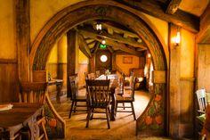 Hobbiton Movie Set and Farm Tours, LOTR, New Zealand