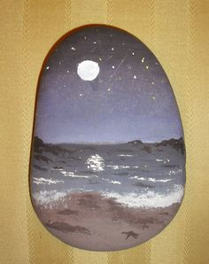 Seascape on a Rock by a-portrait-in-time on DeviantArt