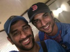 There's something common MS Dhoni, and Sushant Singh Rajput aka the reel life…