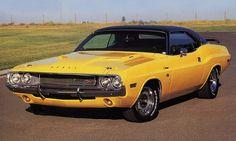 1970 Dodge Challenger R T 440 V8