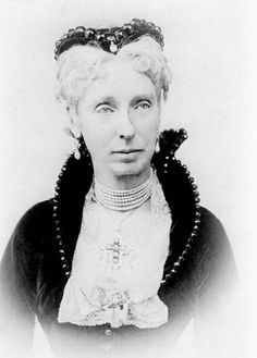 Princesse Elisabeth de Saxe (1830-1912)