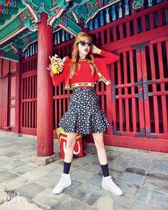 VOGUE GIRL Korea August 2014