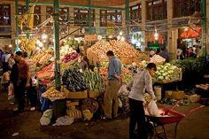Farmers market. Tajrish. Tehran.