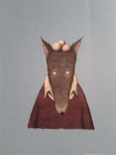 il lupo by Paola Mastrocola