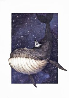 Fuck Yeah Space Whales