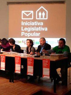 Reportaje sobre la situación de desahucios en España. ¿Un callejón sin salida?