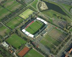 Amsterdam: 1993 | Ajax stadion 'de Meer' aan de Middenweg (1934 tot 1996).