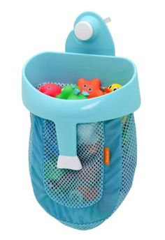 15% Off was $12.99, now is $11.04! BRICA Super Scoop Bath Toy Organizer + Free Shipping