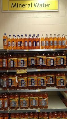 The importance placed on keeping hydrated. | 27 Reasons Scotland Is The Greatest Place In Britain