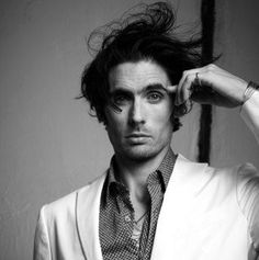 tyson ritter is so hauntingly beautiful