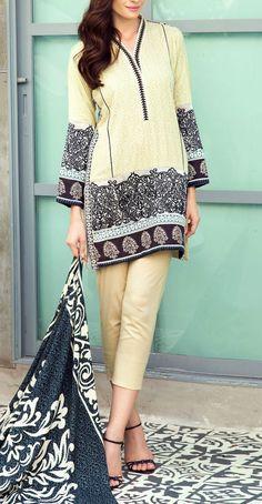 Buy Ivory Embroidered Marina Salwar Kameez by Bonanza 2015 Email: Info@PakRobe.com www.pakrobe.com https://www.pakrobe.com/Women/Clothing/Buy-Winter-Salwar-Kameez-Online #Winter_Salwar_kameez
