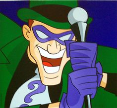 The Riddler (DC Animated Universe)