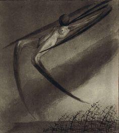 Alfred Kubin: Expresionism
