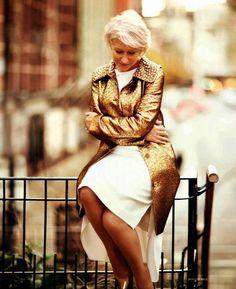 Dame Helen, Helen Mirren, Jersey Girl, Golden Girls, The Man, Wigs, Hollywood, Woman, My Style