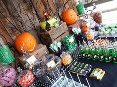 Halloween Dessert Bar