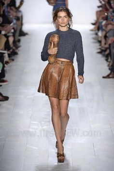 Michael Kors Ready to Wear Spring/Summer 2014