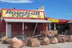 Route 66,  Roadkill café, Seligman, Arizona