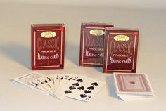 Pinochle Cards