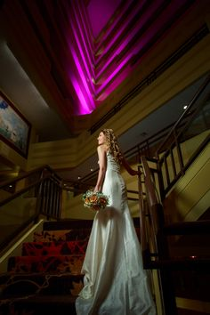 Sensational eco wedding dress by Celia Grace. #fairtrade #wedding