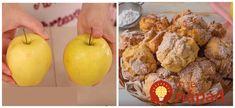 Vynikajúce jablkové buchtičky s vôňou škorice a celkom jednoduchou prípravou, ktorú zvládne naozaj každý. Všetko, čo na prípravu potrebujete určite nájdete vo svojej kuchyni. Neváhate a vyskúšajte tento recept, je naozaj výborný. Potrebujeme: 2 vajcia 100 g cukru 100 g masla 350 g hladkej múky 1 bal. prášku do pečiva 2 jablká Na posypanie: Práškový...