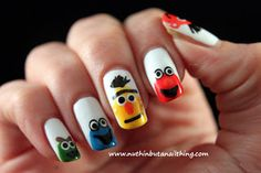 Sesame Street by nuthin' but a nail thing
