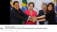 #AmericaLatinaConBrasil #BrasilDaDemocracia
