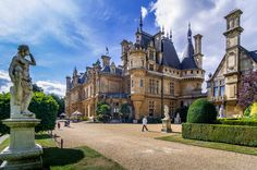 One More of Waddesdon Manor