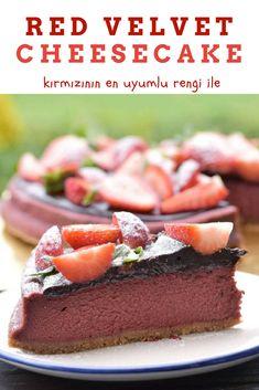 Red Velvet Cheesecake #redvelvetcheesecake #pastatarifleri #nefisyemektarifleri #yemektarifleri #tarifsunum #lezzetlitarifler #lezzet #sunum #sunumönemlidir #tarif #yemek #food #yummy