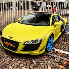 """""""Audi R8  Follow @German_MadWhips  Follow @German_MadWhips  #  Freshly Uploaded To www.MadWhips.com  Photo by @super_cars_europe  #Audi #R8 #AudiR8"""""""