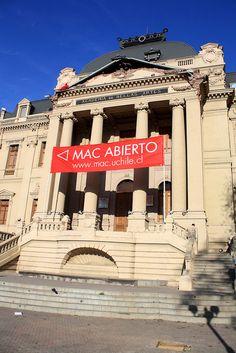 Museo de Bellas Artes, Santiago, Chile